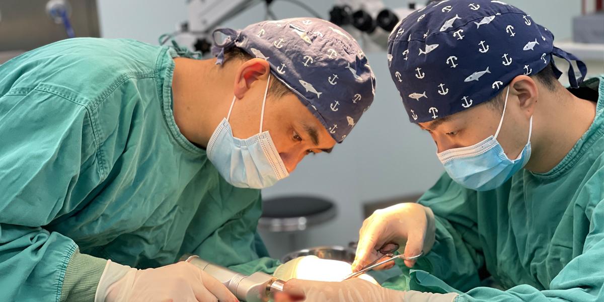 创伤显微外科