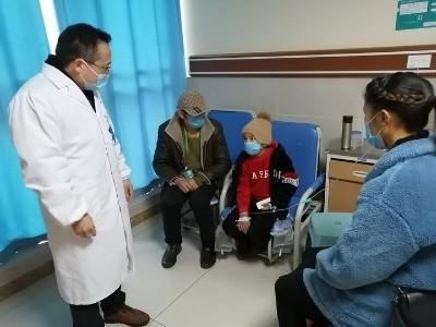 科学施救为7岁孩童清除双肾结石