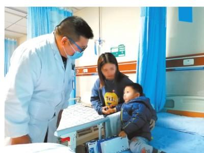 小儿疝气别忽视 微创手术可解忧