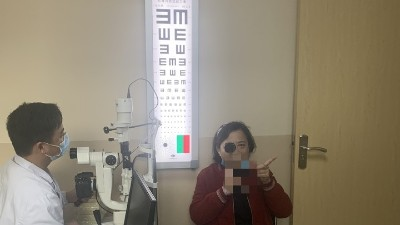 多焦人工晶体手术治愈患者3种眼疾