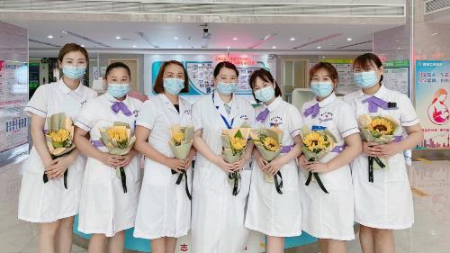 5.12护士节,愿每一位护理工作者都如阳光般灿烂明媚
