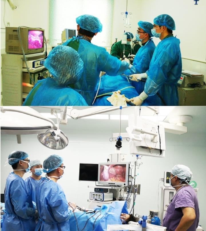 医院采购先进设备,通过技术人才与专科设备的有机结合打造专科技术