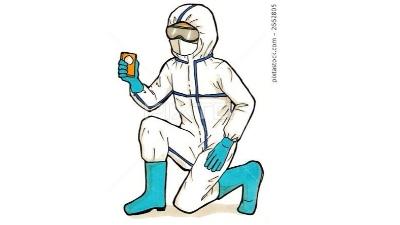 江苏援鄂医生穿防护服不敢喝水,结石病犯了自己打止痛针