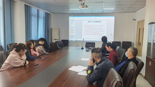 雅安仁康医院开展放射工作人员法律法规培训工作