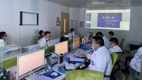 雅安仁康医院外科召开ERCP及创伤显微外科业务培训会