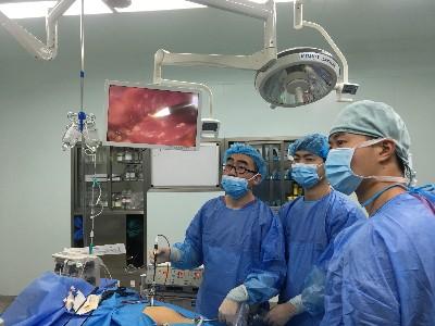 雅安仁康医院腹腔镜胆囊切除术