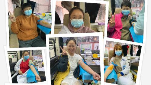 无偿献血 冬日暖阳-雅安仁康医院(雅安结石病医院)