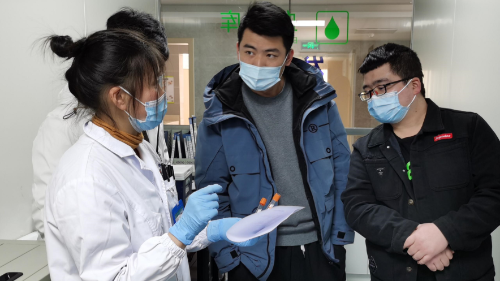雅安仁康医院召开取血流程培训会