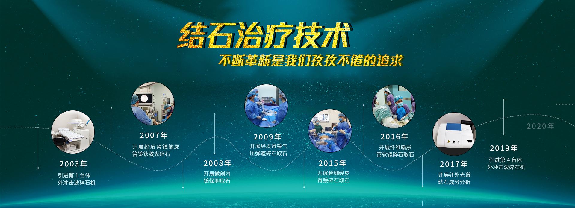 雅安仁康医院17年结石专科发展成就结石专科品牌