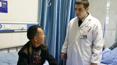 排尿异常久拖不治险致命 感谢雅安仁康医院帮我排险情
