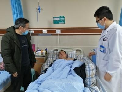 一次手术解除患者三年病痛折磨